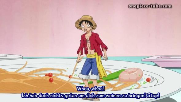 One Piece - (Mode, One Piece, Hemd)