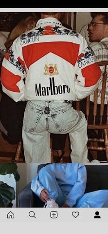 Woher diese Marlboro Jacke?