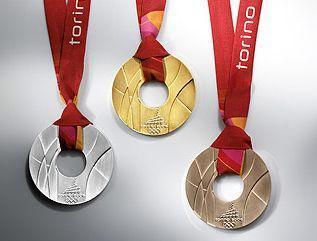 Woher kam die Idee, Medaillen in Gold, Silber und Bronze zu verleihen?