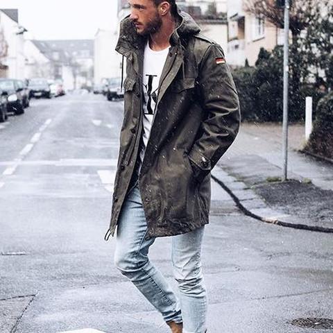 Die Jacke  - (Klamotten, Style)