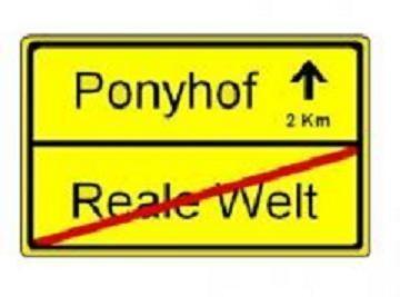 sprüche das leben ist kein ponyhof Woher kommt der Spruch:
