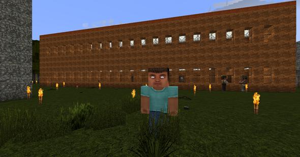 Die Figur - (Minecraft, spawn)