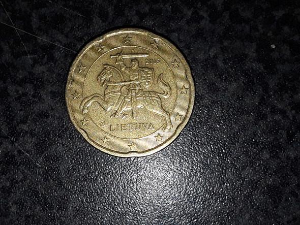 Woher Kommt Diese 20 Cent Münze Euro