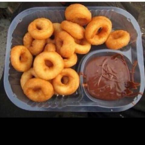 Donuts - (Schoko)