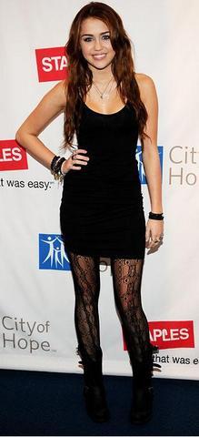 dieses kleid von miley schwarz  - (Mädchen, Klamotten, Kleid)