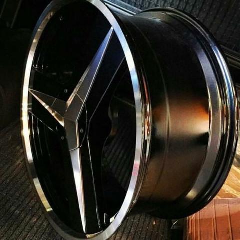 Mercedes symbol als felge - (Mercedes-Benz, Felgen)