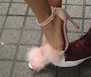 Wie diese hier zB  - (Mode, Schuhe, Fashion)