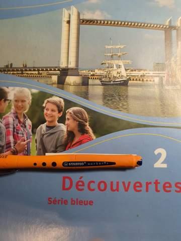 Woher Lösungen von meinem Französischbuch bekommen...?