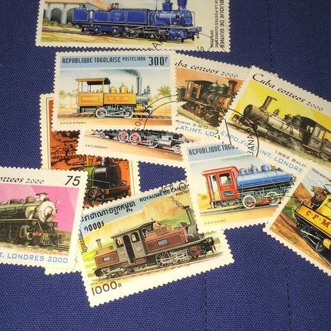 Wohin mit alten Briefmarken?