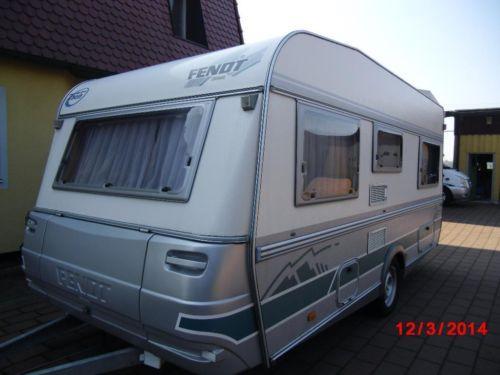 Fendt Karat 470 tf - (Camping, Anhänger, Wohnwagen)