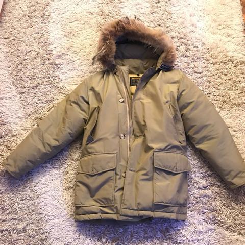 buy popular a3a31 41608 Woolrich Arctic Fake oder nicht? (Mode, Jacke, Winterjacke)