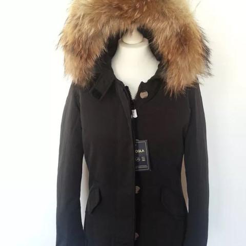 super popular efc57 4170d Woolrich Fake oder nicht? (Kleidung, Winter, Jacke)