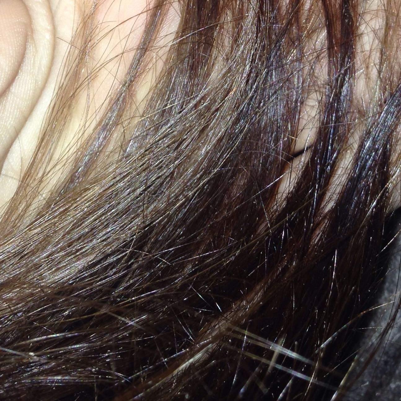 Woran erkenne ich das meine Haarspitzen kaputt sind