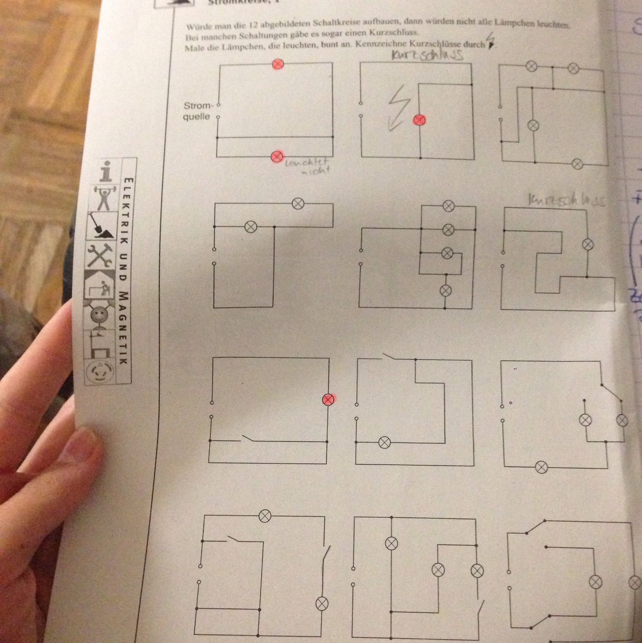 woran erkennt man einen kurzschluss physik strom. Black Bedroom Furniture Sets. Home Design Ideas