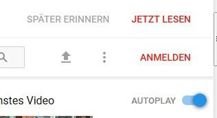 yt rot - (Musik, Youtube, darstellung)