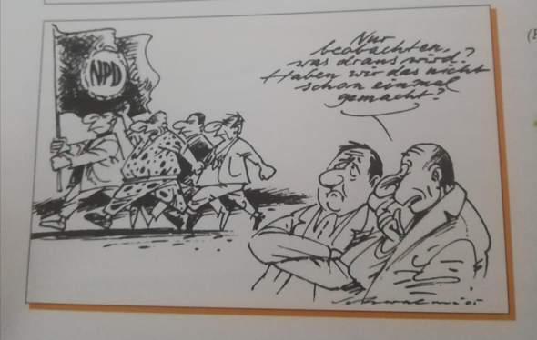 - (Schule, Karikatur)