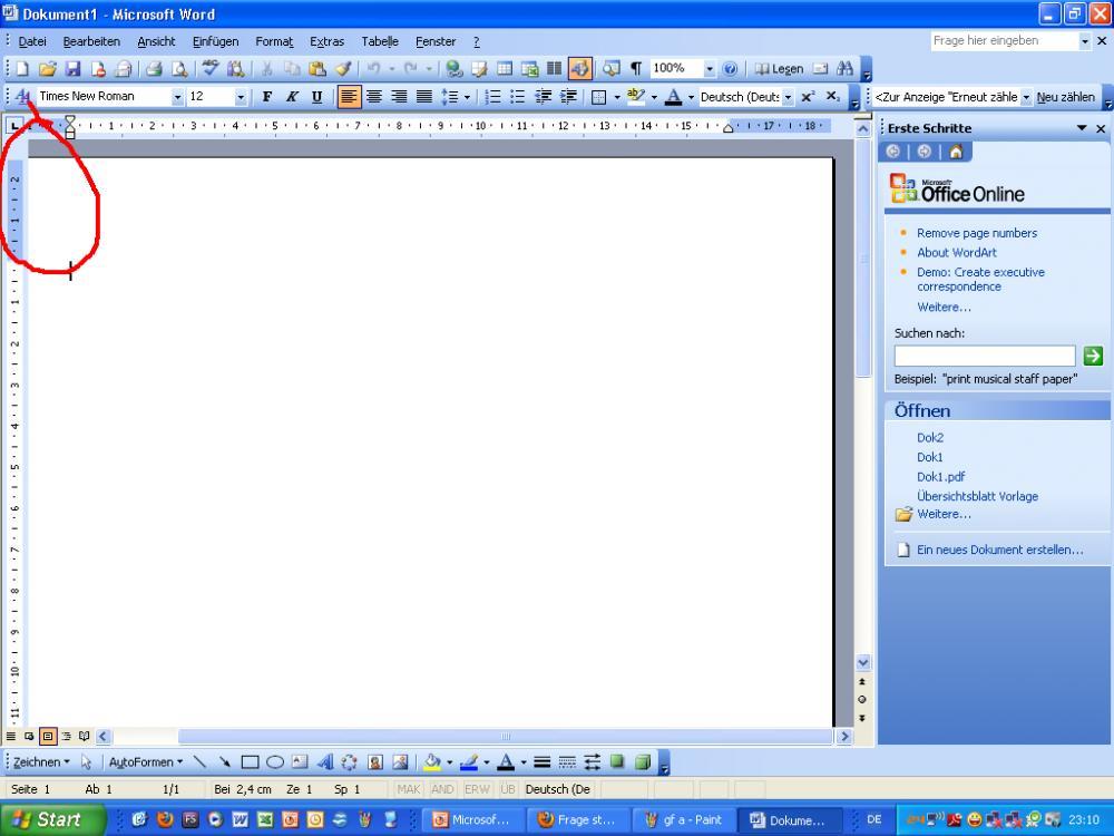 Modern Microsoft Word Seiten Rand Vorlagen Inspiration - FORTSETZUNG ...