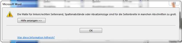 Woran liegt das? - (Microsoft, Drucker, Word)