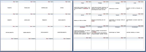 Beispielbild - (Word, Tabelle, bestimmte Zellen anzeigen)