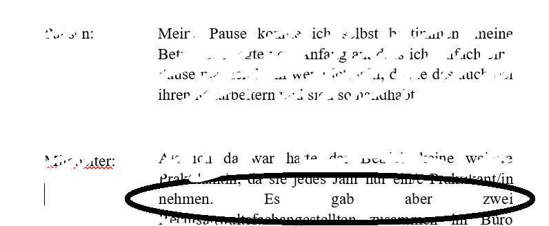Wie Bekommt Man Sekundenkleber Weg : word wie bekommt man diese l cken weg computer text ~ A.2002-acura-tl-radio.info Haus und Dekorationen