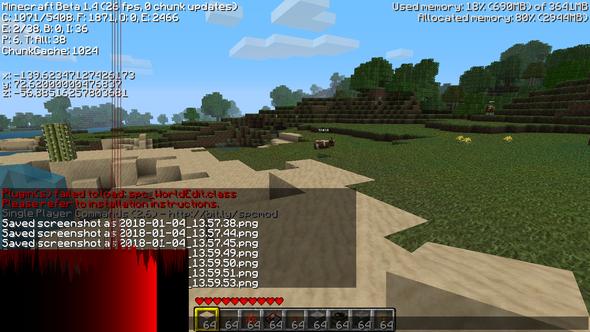 World Edit Für MC Beta Funktioniert Nicht Computer Technik - Minecraft mods spielen wie