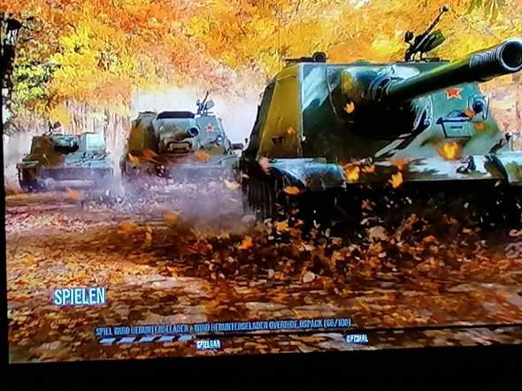 World of tanks?