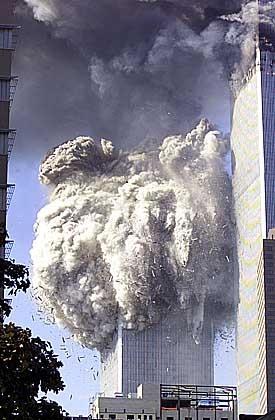 World Trade Center - 11. September 2001 - Warum stürzte Das World Trade Center eigentlich ein?