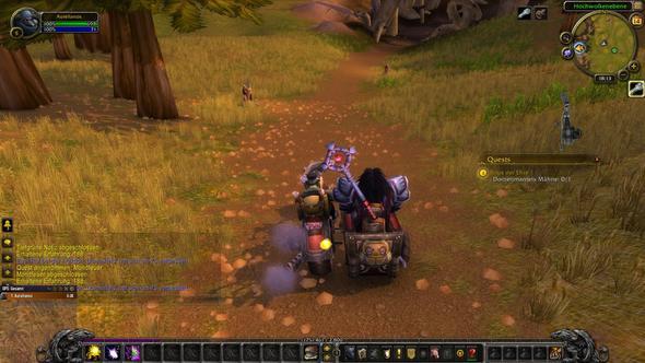 Beispiel - (Grafik, WOW, World of Warcraft)