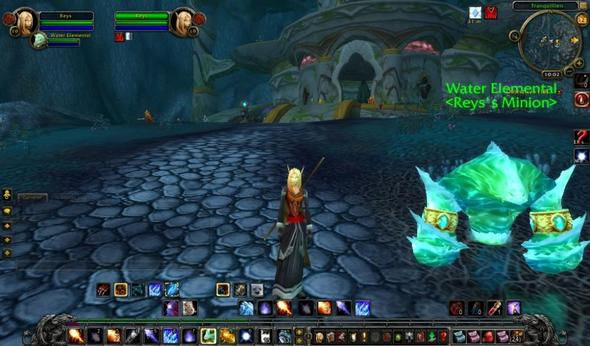 Mein lv 19 char - (Test, WOW, World of Warcraft)
