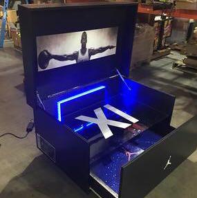 Schuhbox  - (Schuhe, Nike, bauen)