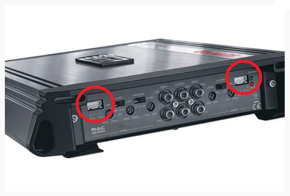 Endstufe MAC Audio - (Verstärker, Car-HiFi)