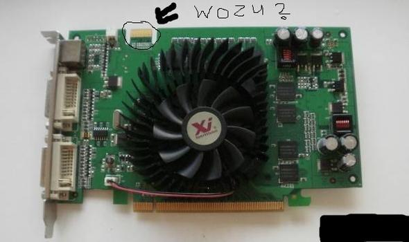 nvidia 8600GT - (PC, Grafikkarte, slots)
