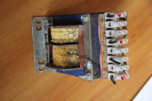 Trafo - (Technik, Elektronik, Elektrotechnik)