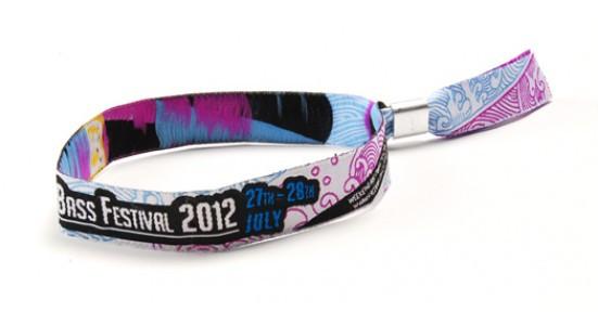 Festival Armband bzw. Wristband - (Freizeit, Festival, Wristband)