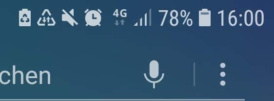 Ws bedeuten diese 4G?