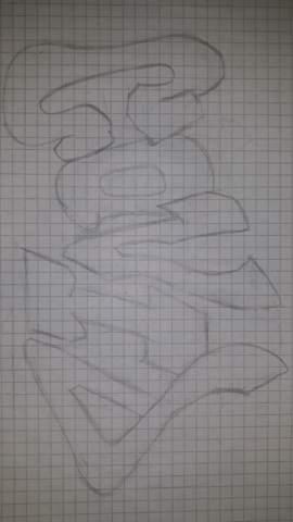 Würde der Sketch besser als Block oder mit Schatten aussehen?