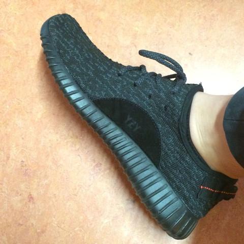Das sind sie *~* - (Schuhe, adidas, Yeezy)