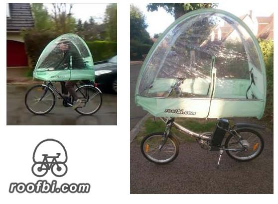 Fahrrad Regenschutz - (Fahrrad, Regen)