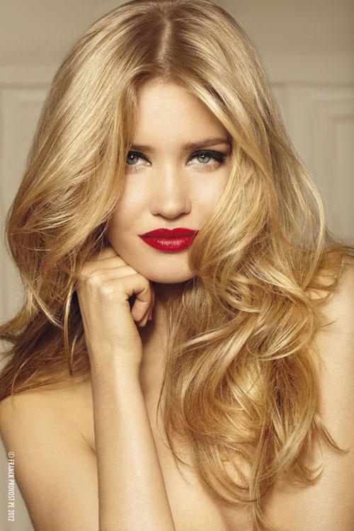 Würde mir blond stehen und geht es auch ohne blondieren