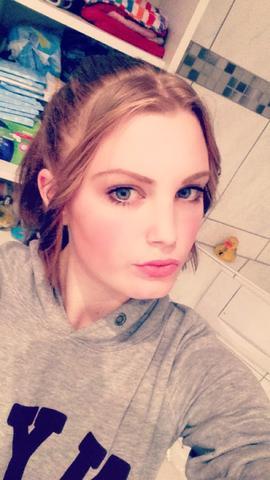 Me - (Haare, lila)