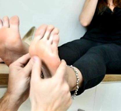 Würde sich jemand einer solchen Massage unterziehen?