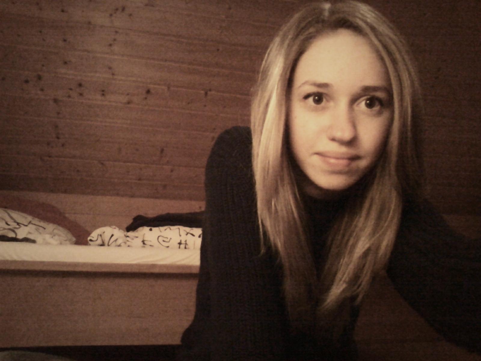 Blonde haare stehen mir nicht