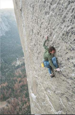 Would you like to climb there?
