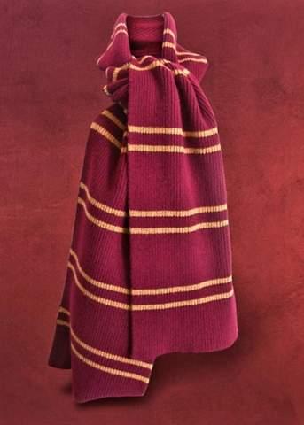 Würdet ihr bei diesem Schal direkt an Harry Potter denken?