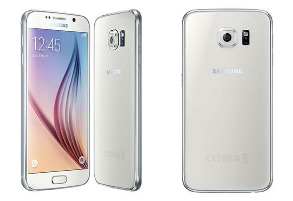 Weiss - (Handy, Samsung, Smartphone)