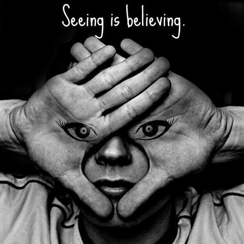 Credendo Vides- Wer glaubt, der wird sehen. - (Kunst, Hobby, Bewertung)