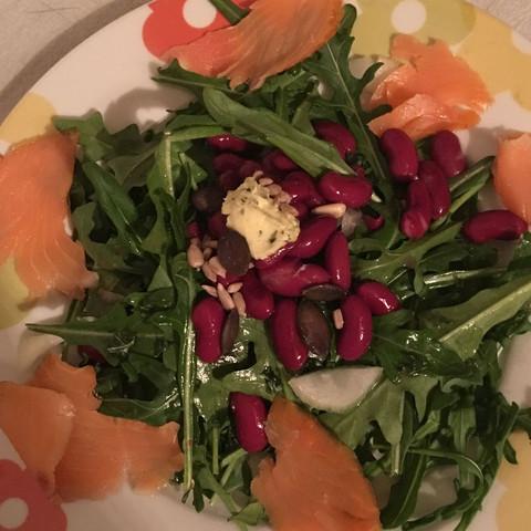 Salat 🥗  - (Gesundheit, essen, Ernährung)