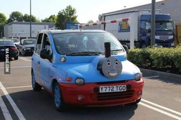 Würdet ihr dieses Auto freiwillig fahren?