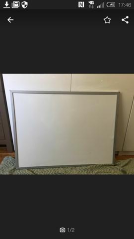 Würdet Ihr dieses Whiteboard das verschenkt wird von jemanden abnehmen?
