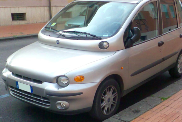 Würdet ihr euch einen Fiat Multipla kaufen?